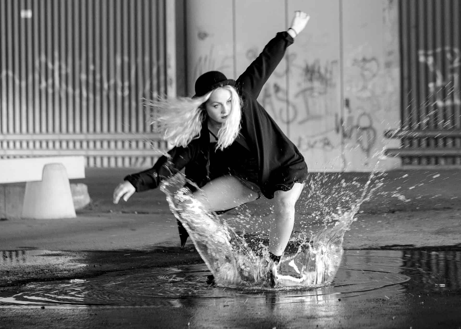 Emilia Hallstensson | Dansporträtt