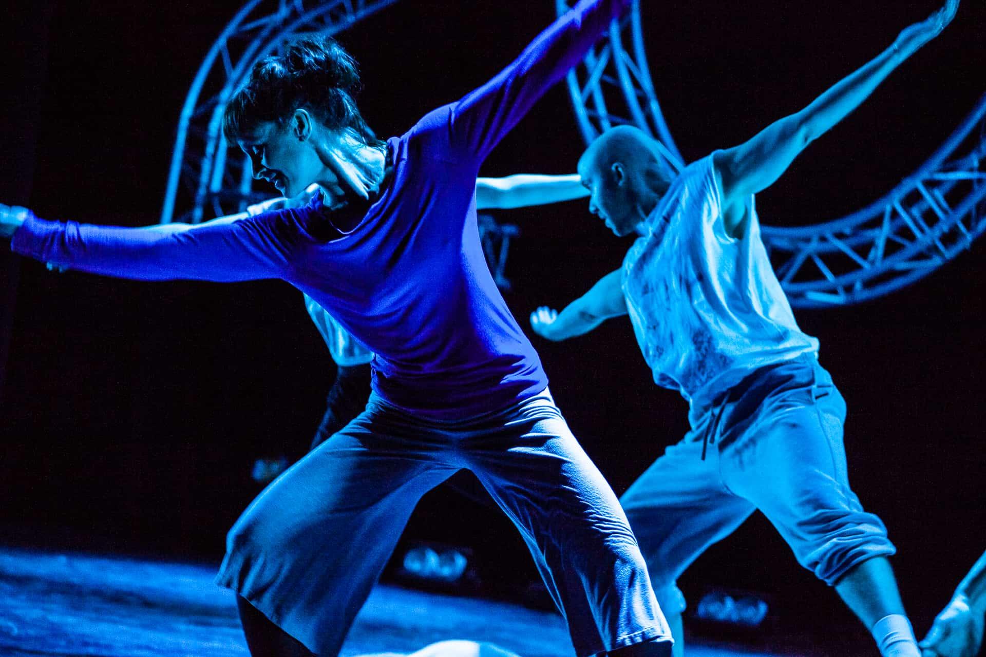 Dansstudions 20års jubileum – Dansföreställning