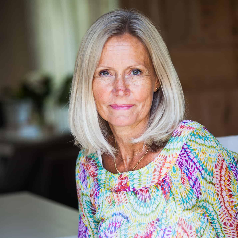 Anna Blomqvist [Företagsporträtt]