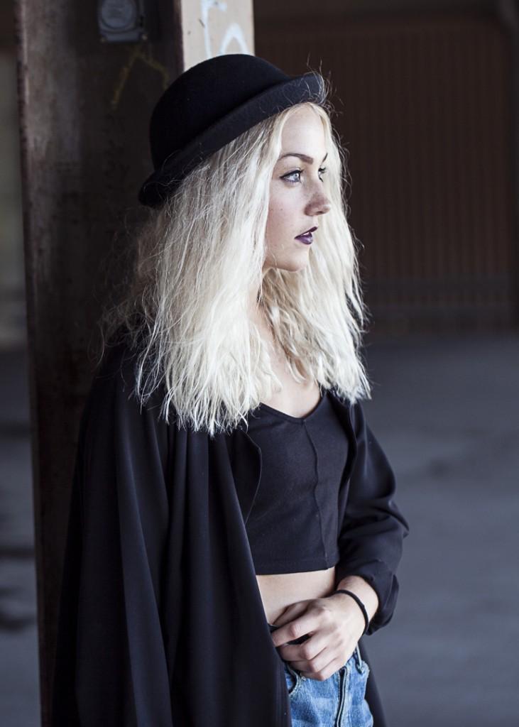 Emilia Hallstensson porträttfotografering i Karlstad