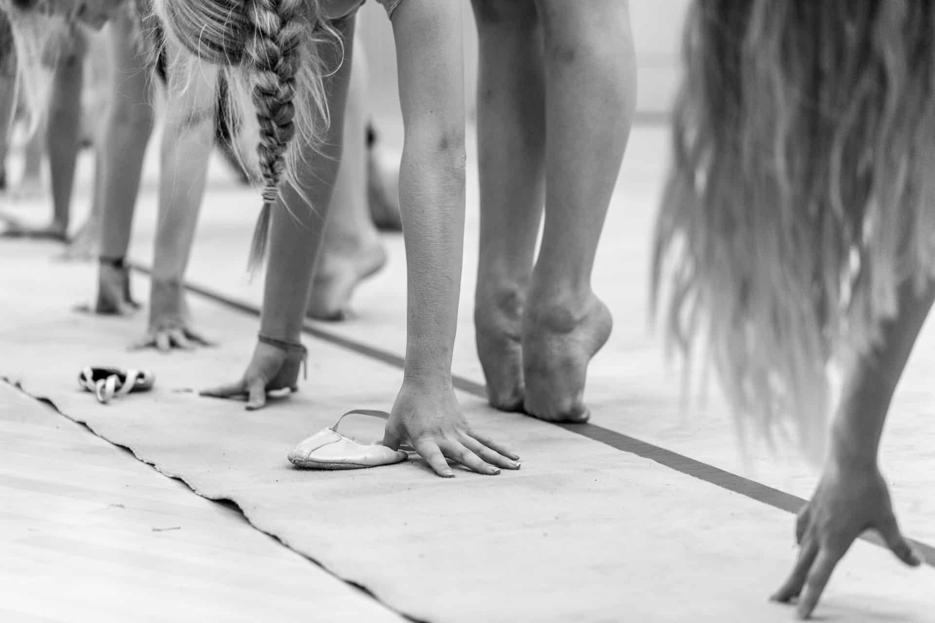 Leas Gymnastik – Journalistiskt examensprojekt